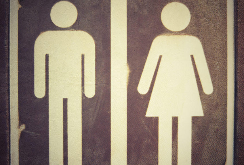 The Bathroom Battle and the True War on Womanhood